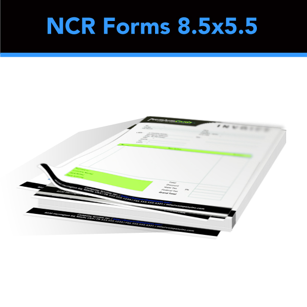 ncr forms 8.5x5.5