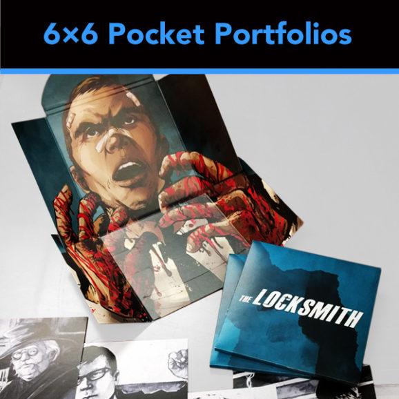 Pocket Portfolios | 6x6