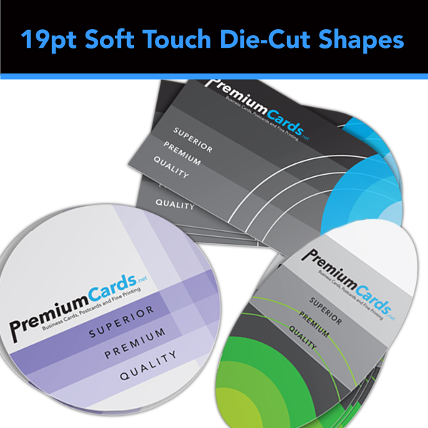 19pt soft touch die cut business cards premiumcards soft touch die cut business cards colourmoves