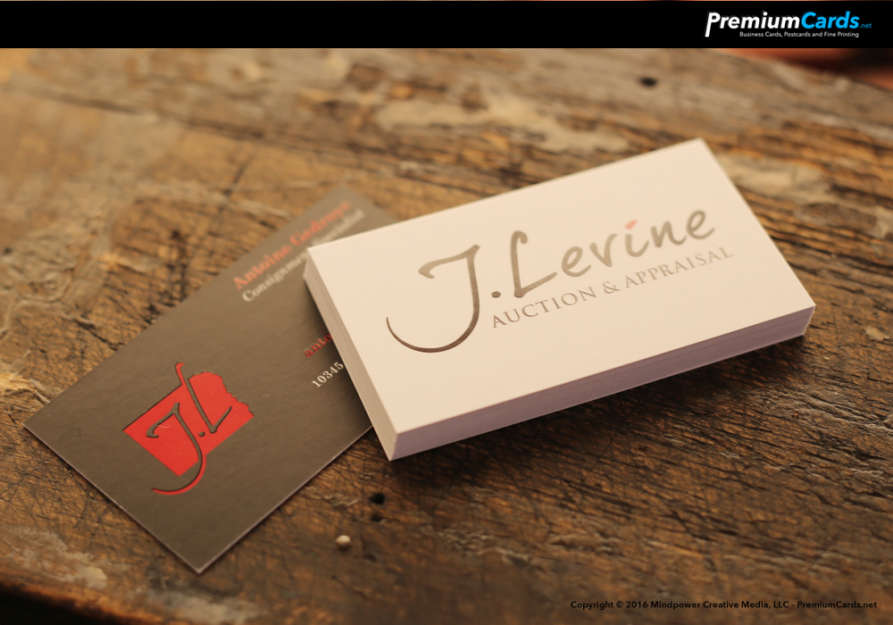 16pt Silk Business Cards | PremiumCards.net | PremiumCards.net