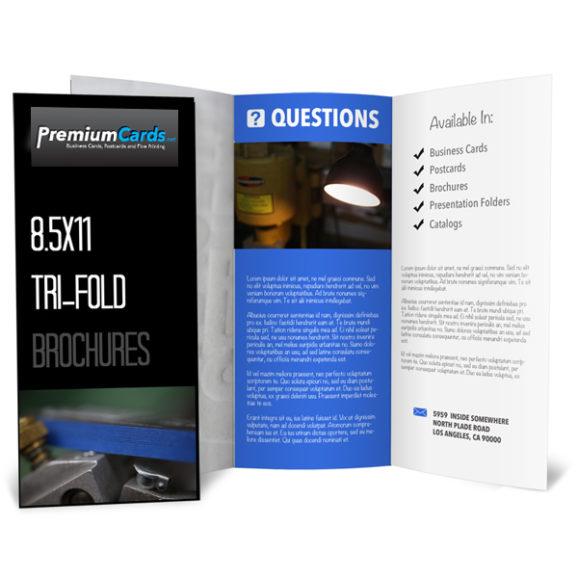 3 fold leaflet