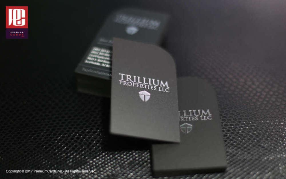 Black-Custom-Business-Cards
