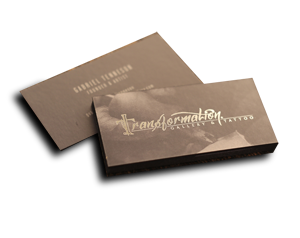 Premium business cards custom marketing materials business cards reheart Image collections