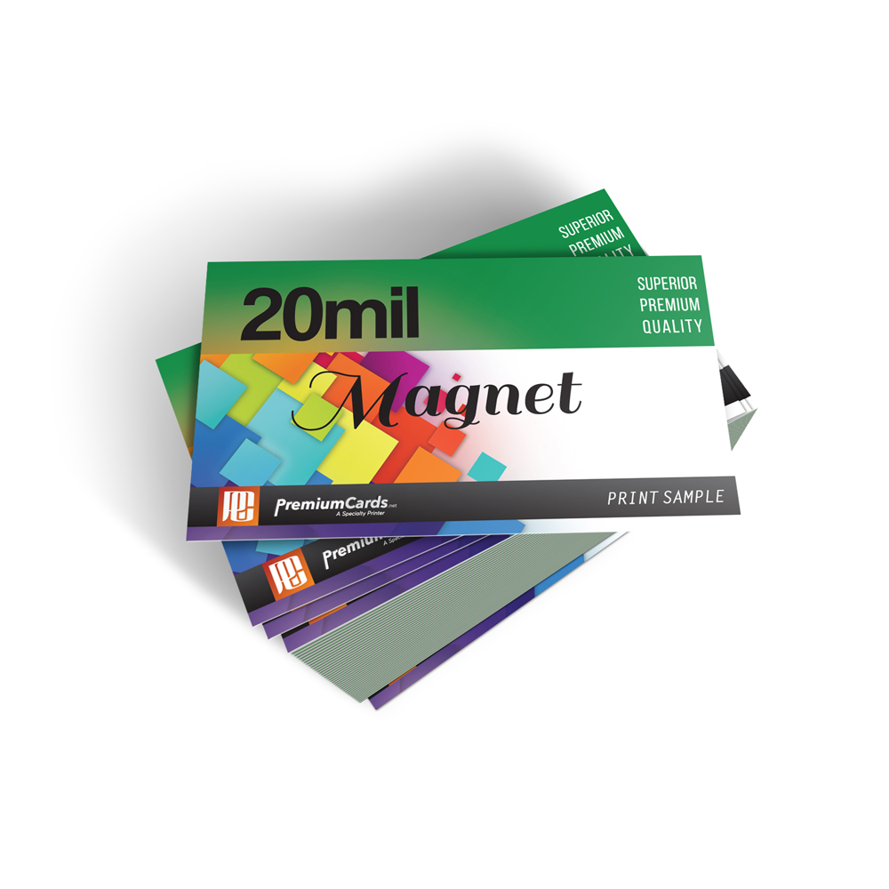 Magnet Business Cards | PremiumCards.net