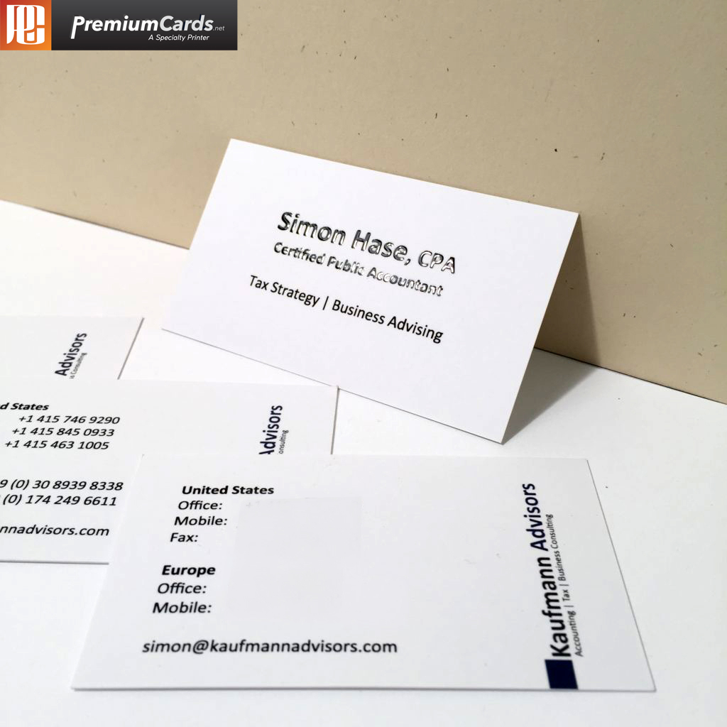 Raised spot uv business cards premiumcards raised print business cards reheart Images